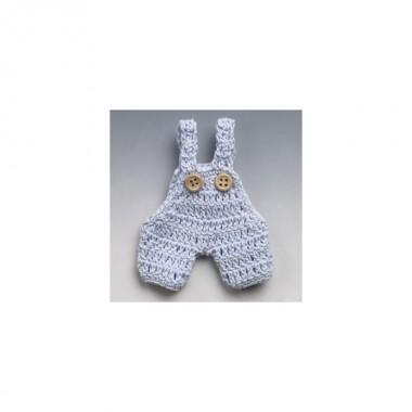 Calças em crochet - Decoração de Brindes