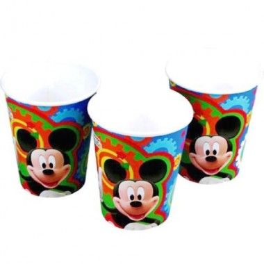 Copos Mickey Mouse