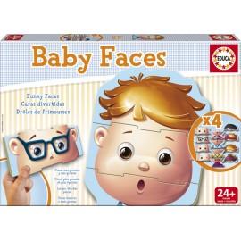 Baby Faces - Educa
