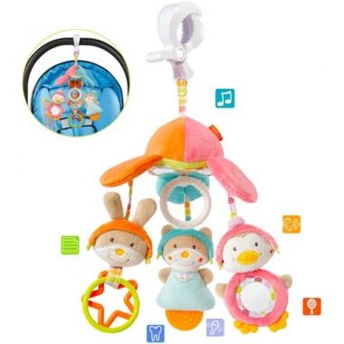 Mini Mobile Musical Bon Voyage - Babyfehn