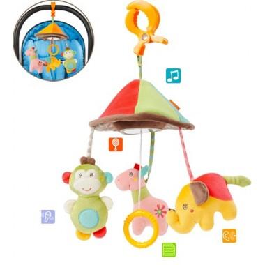 Mini Mobile Musical Safari - Babyfehn