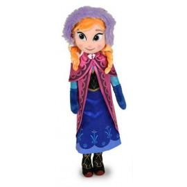 Peluche Anna Frozen Disney 40cm