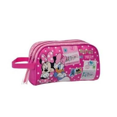 Necessaire adaptável Minnie & Daisy