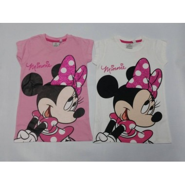 T-shirt / Túnica Minnie Mouse