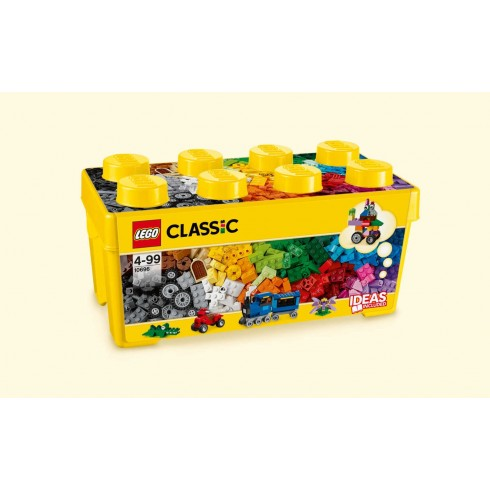 LEGO Classic - Peças Criativas - Caixa Média