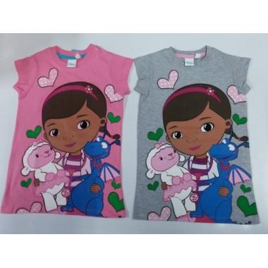 T-Shirt / Túnica - Doutora Brinquedos