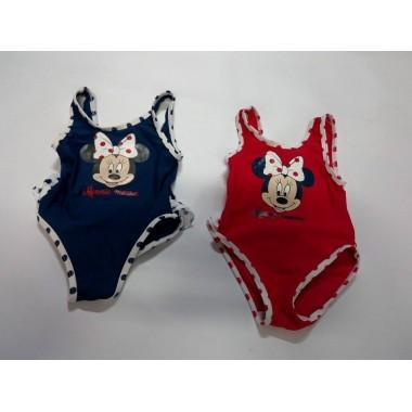 Fato de Banho Bebé Minnie Mouse