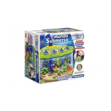 Ciência e Jogo - Mundo Submerso - Clementoni
