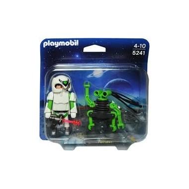 Playmobil - Astronauta e Robot
