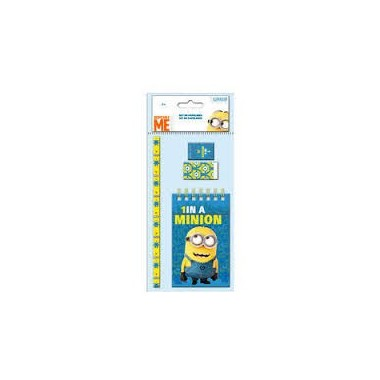 Set escolar - Minion