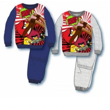 Pijama de Algodão - Angry Birds