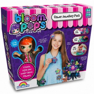 Bloom Pops - Cria as tuas jóias