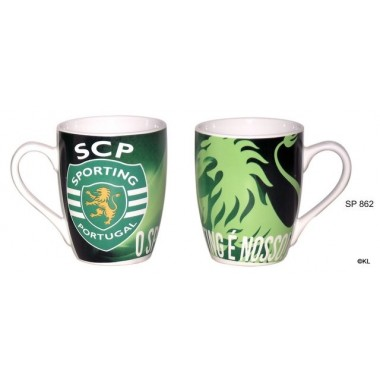 Caneca Oval - Sporting