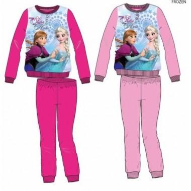Pijama Cardado - Frozen