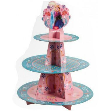 EXPOSITOR / Cake Stand CUPCAKES Frozen