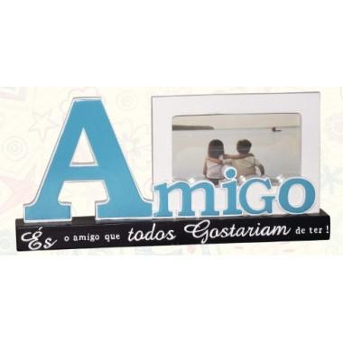 """Moldura  /  Porta-Fotos """"AMIGO"""""""