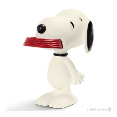 Snoopy com malga - Schleich