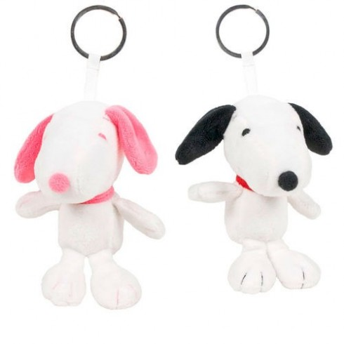 Porta chaves Snoopy 12 cm