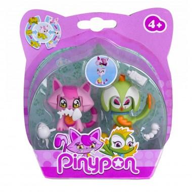PinyPon - 2 Mascotes