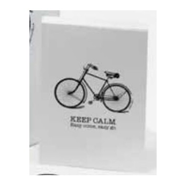 Bloco A5 - Bicicleta - Make Notes