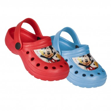 Croc's Mickey Mouse
