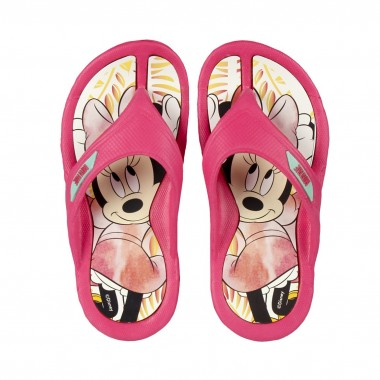 Chinelo de praia Minnie Mouse