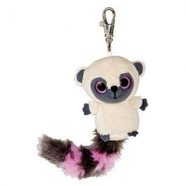 Porta Chaves Peluche Yoohoo & Friends - Pink