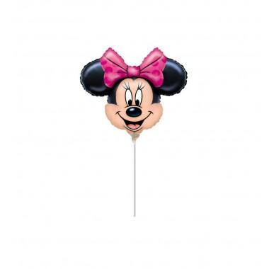 Balão mini Minnie Mouse
