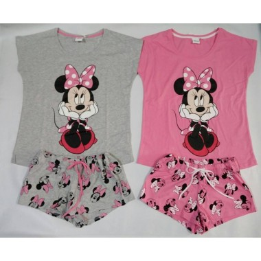 Pijama Minnie Adulto
