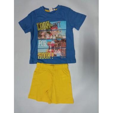 Conjunto de T-shirt + calção - Jake
