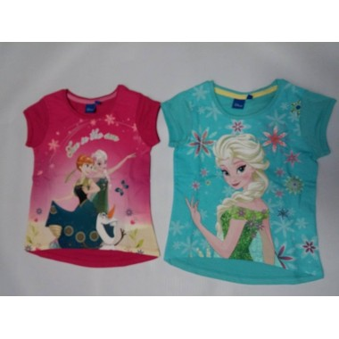 T-shirt - Frozen Disney