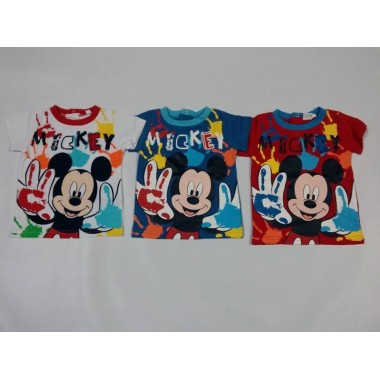 T-Shirt bebé Mickey Mouse