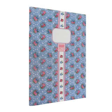 Caderno Pautado A4 - Shabby - Make Notes