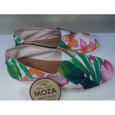 Alpercata Moza Swazi - 35 / 40 - Tropical