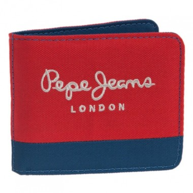 Carteira / Porta-Documentos Pepe Jeans - BICOLOR BOY