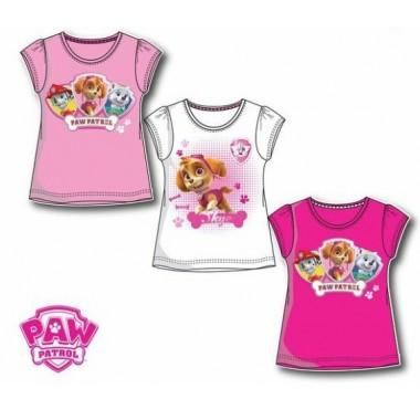 T-Shirt Patrulha Pata - Skye