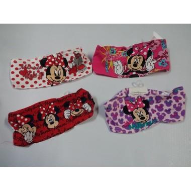 Fitas de Cabelo em pano -  Minnie Mouse