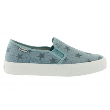 Ténis / Sapatilhas de lona Estrelas - Victoria - Adulto