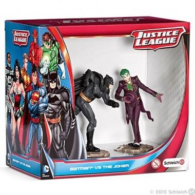 Batman vs The Joker Pack - Schleich