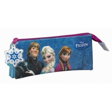 Estojo Triplo Frozen - Sisters Together