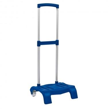 Trolley / Carro Ergonómico para mochila Escolar - Azul, Rosa e Vermelho