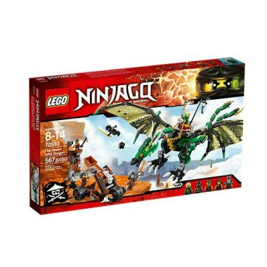 LEGO Ninjago -The Lighthouse Siege