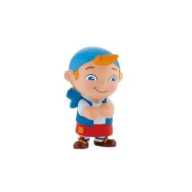 Cubby - Figura da série Jake e os Piratas da Terra do Nunca - Bullyland