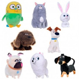 Peluches sortidos Pets -  20 cm