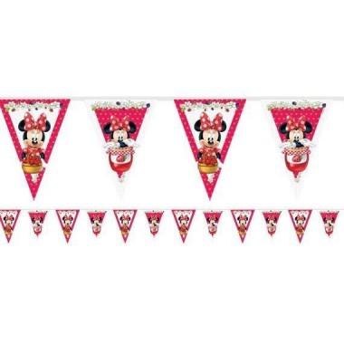 Bandeiras Triangulares - Minnie