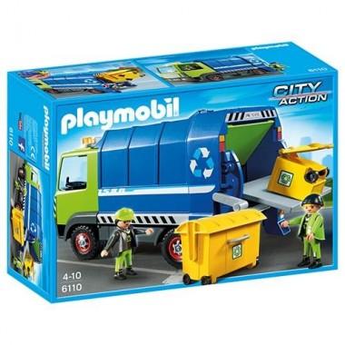 Playmobil - Camião de Reciclagem