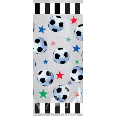 Sacos de Doces e Prendas - Tema Futebol