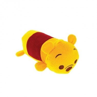 Estojo redondo em peluche - Tsum Tsum Winnie the Pooh