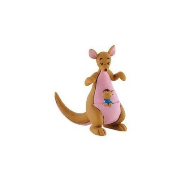 Winnie the Pooh - Kanga e Ru - Bullyland
