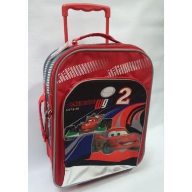 Trolley / Mala de viagem Cars Disney - 46 cm